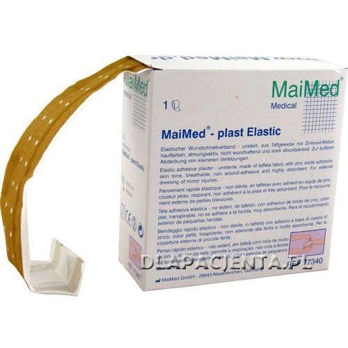 Maimed plast elastic plaster z opatrunkiem do cięcia na tkaninie taftowej 5mx6cm