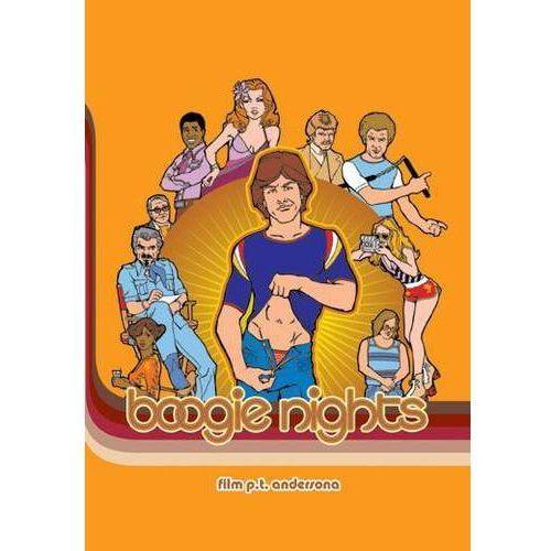 Boogie Nights (DVD) - Paul Thomas Anderson DARMOWA DOSTAWA KIOSK RUCHU