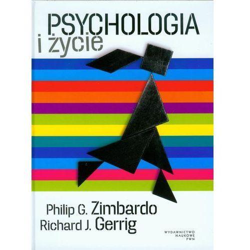 PSYCHOLOGIA I ŻYCIE (oprawa twarda) (Książka), Wydawnictwo Naukowe PWN