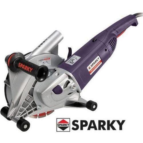 SPARKY Bruzdownica 230 mm 2400W FK 6524 HD (12000120604) - sprawdź w wybranym sklepie