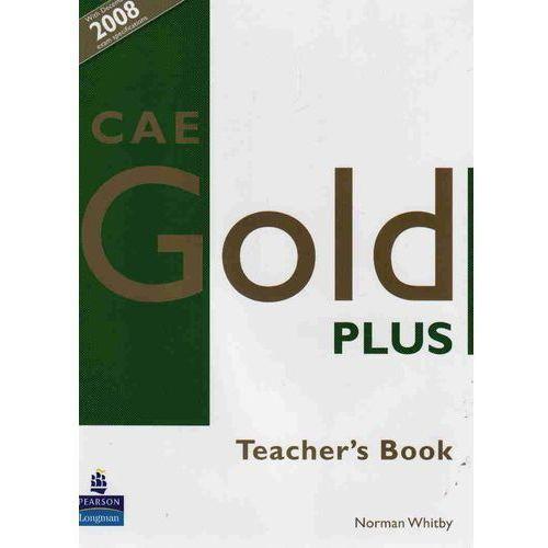 CAE GOLD PLUS Teacher's Resource Book, Pearson