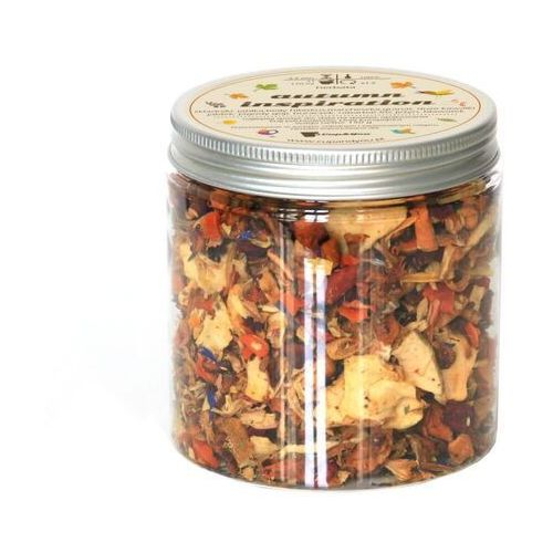 Cup&you cup and you Herbata autumn inspiration o smaku rabarbarowym - jesienna mieszanka owocowa 150g