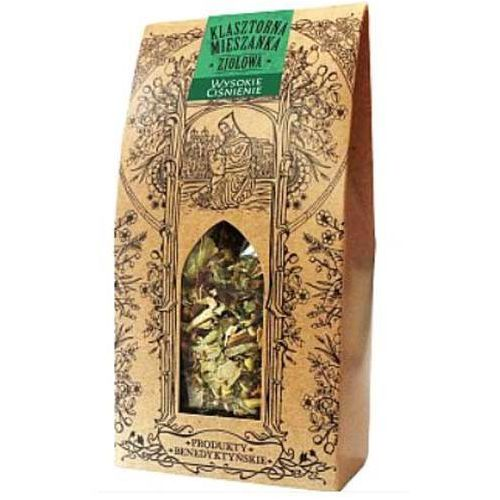 Klasztorna mieszanka ziołowa - herbata na wysokie ciśnienie 50 g