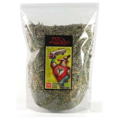 Yerba mate z guaraną Guarana Power 500g - Pizca del Mundo (5902768072969)
