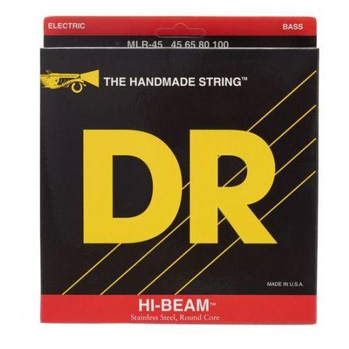 mlr-45 hi-beam struny do gitary basowej 45-100 marki Dr