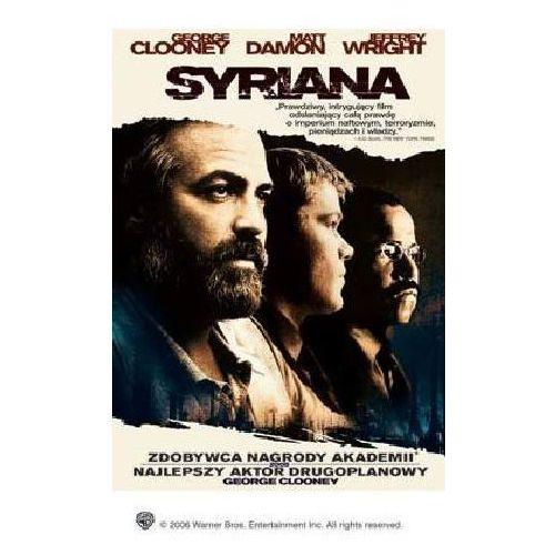 Syriana (DVD) - Stephen Gaghan OD 24,99zł DARMOWA DOSTAWA KIOSK RUCHU (7321910807729)