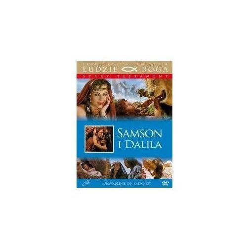 Praca zbiorowa Samson i dalila + film dvd - samson i dalila + film dvd