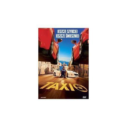 Kino świat Taxi 5 (płyta dvd)