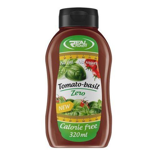 REAL PHARM Sauce - 320ml - Tomato & Basil