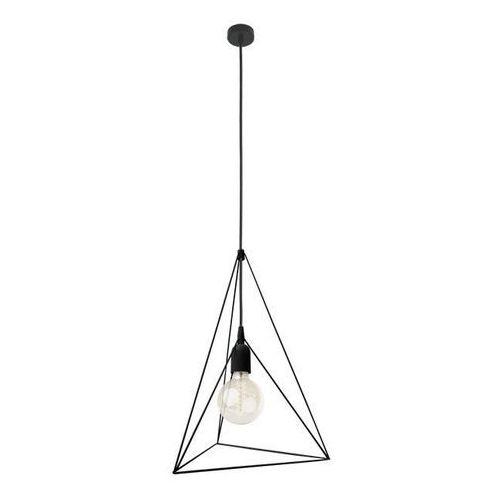 2bm :: lampa wisząca triangle- czarna