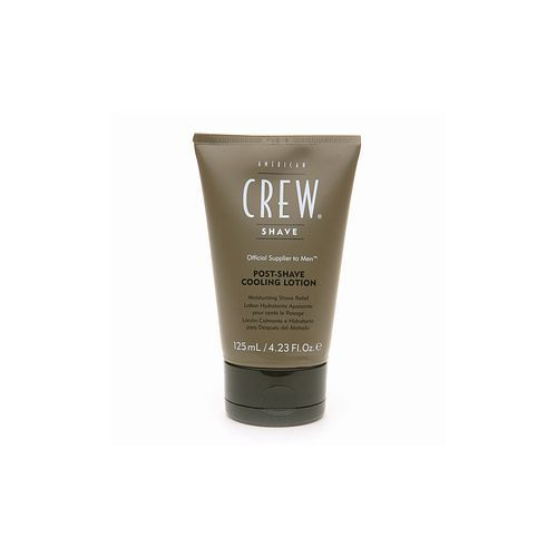 American crew shave post-shave cooling lotion- łagodząco nawilżający lotion 125ml