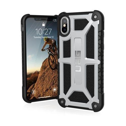 UAG Monarch - obudowa ochronna do iPhone Xs / X (platynowy)