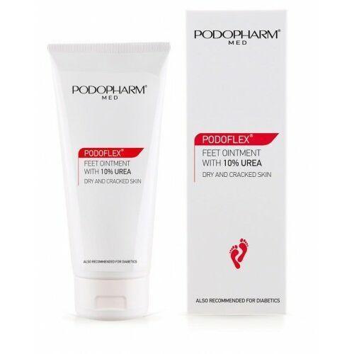 PODOFLEX® Maść do stóp z mocznikiem 10% Podopharm 75 ml