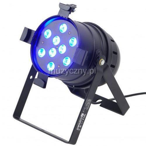 Cameo PAR 56 CAN - 9 x 3 W TRI Colour LED PAR Can RGB w czarnej obudowie