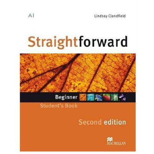Straightforward Beginner, Second Edition, Student's Book (podręcznik), oprawa miękka