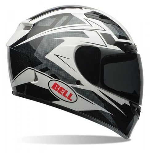 Bell qualifier dlx clutch black kask integralny
