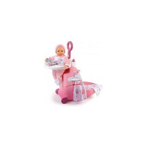 Simba Wielofunkcyjna Walizka Baby Nurse + Lalka 24032 - oferta [35b96e2555a58487]