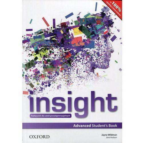 Insight Advanced Student's Book (9780194002684)