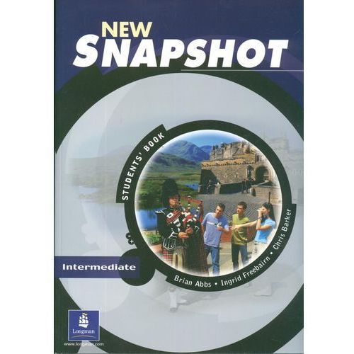 Snapshot New Intermediate Students Book