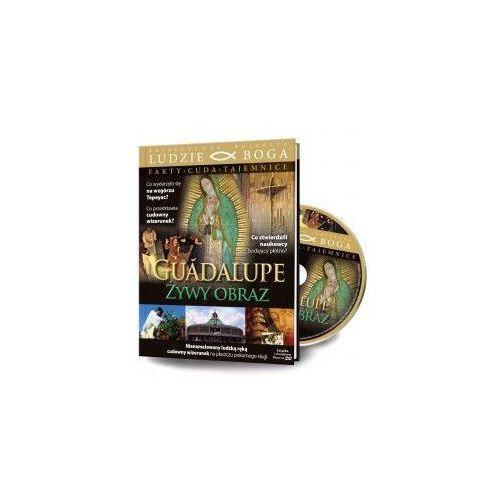 GUADALUPE - ŻYWY OBRAZ + Film DVD (9788394242299)