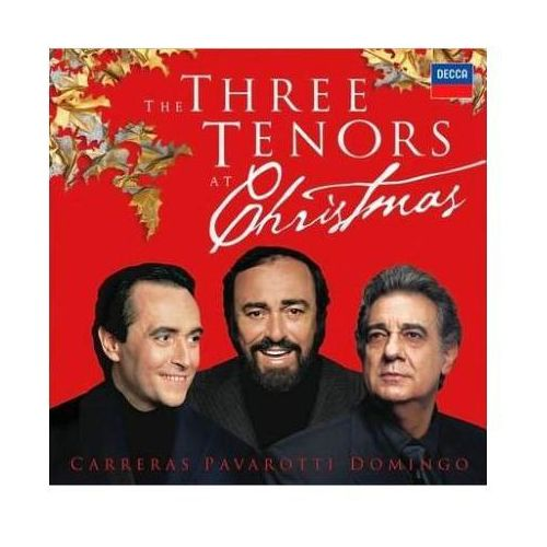 The 3 Tenors At Christmas (0028947803362)