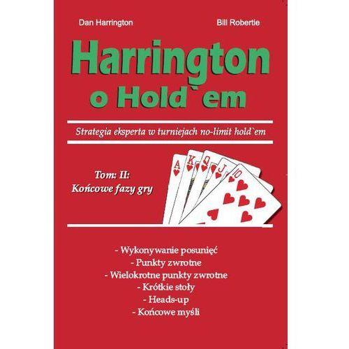 Książka Harrington o Holdem. Tom II