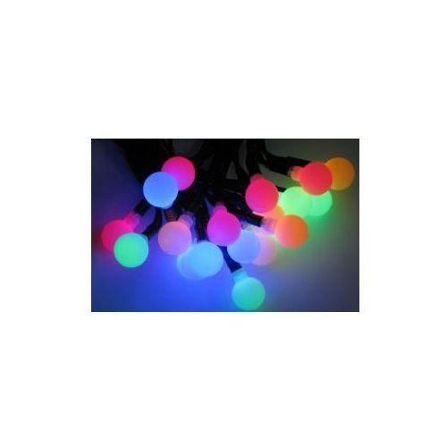 Lampki choinkowe kuleczki LED 1,8 cm , 12m długości, zarowka24.pl z zarowka24.pl