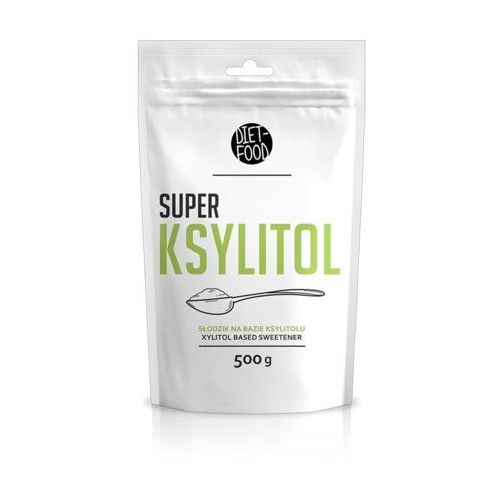 Super Ksylitol 500g DIET-FOOD, 008243