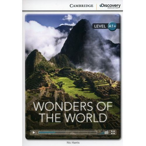 Wonders of the World. Cambridge Discovery Education Interactive Readers (z kodem) (2014)