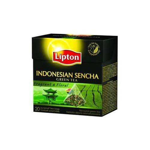 Herbata zielona LIPTON GREEN SENCHA 20 szt. - X03969, NB-3187