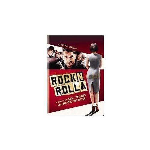 Guy ritchie Rockandrolla premium collection (bd) (płyta bluray) (7321996223833)