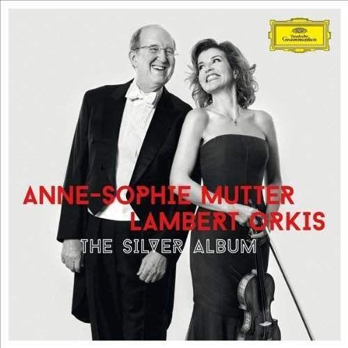 THE SILVER ALBUM - Anne Sophie Mutter (Płyta CD), 4792949