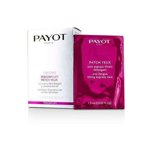 Payot perform lift patch yeux 15ml w krem pod oczy 10x1,5ml (3390150549823)