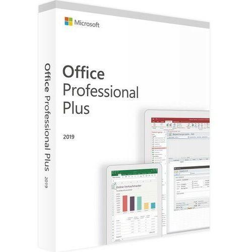 Microsoft Office professional plus 2019 wersja pl/klucz elektroniczny/szybka wysyłka/f-vat 23% (2000000846453)