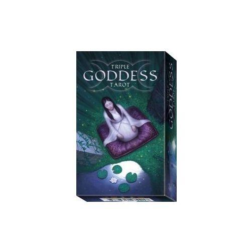 Triple Goddess Tarot, Tarot Potrójnej Bogini, Franco Rivolli|Jaymi Elford