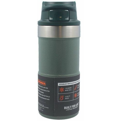 Kubek termiczny classic 2.0 hammertone green 354ml (10-06440-001) marki Stanley