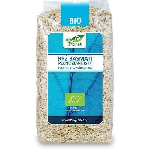 Bio Planet: ryż basmati pełnoziarnisty BIO - 500 g (5907814661807)