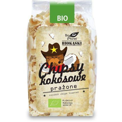 Bio planet Chipsy kokosowe prażone bio 150g (5907814666499)