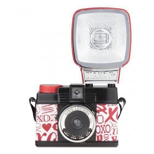 "Lomography Diana Mini ""Love Letters Edition' aparat fotograficzny na film typ 135"