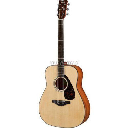fg 800 m gitara akustyczna, matowa marki Yamaha