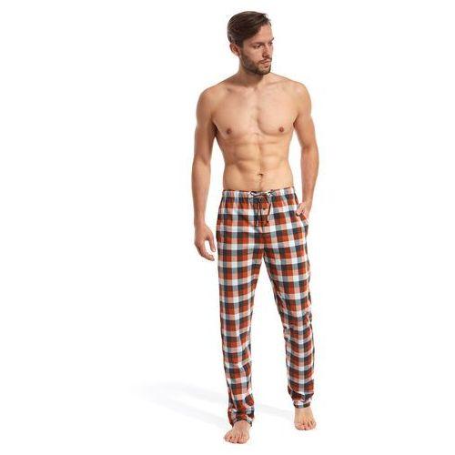 Spodnie piżamowe 691/06 571406 l, pomarańczowy, cornette marki Cornette