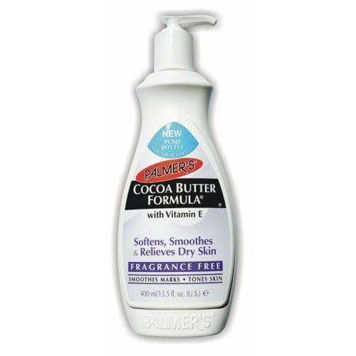 PALMERS Cocoa Butter Formula Bezzapachowy nawilżający balsam do ciała 400ml