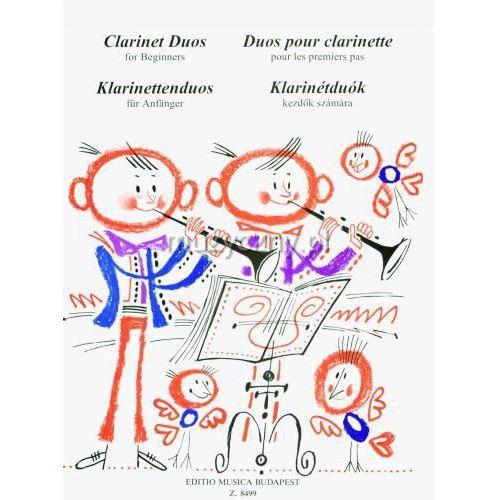 PWM Różni - Duety klarnetowe dla początkujących