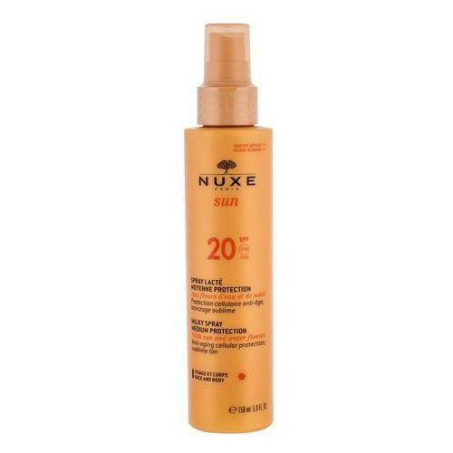 sun spray do opalania spf 20 (anti-aging cellular protection) 150 ml marki Nuxe