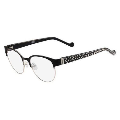 Okulary korekcyjne lj2112 002 marki Liu jo