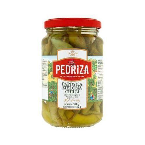 350g papryka zielona chilli marki La pedriza