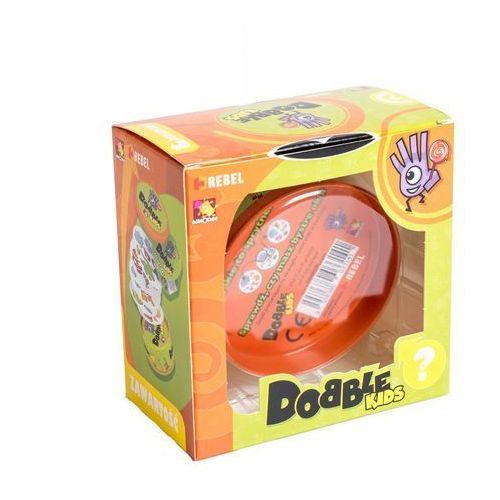 Dobble kids marki Rebel