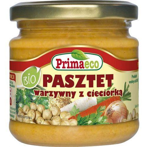 Primaeco: pasztet warzywny z cieciorką BIO - 170 g (5900672305074)