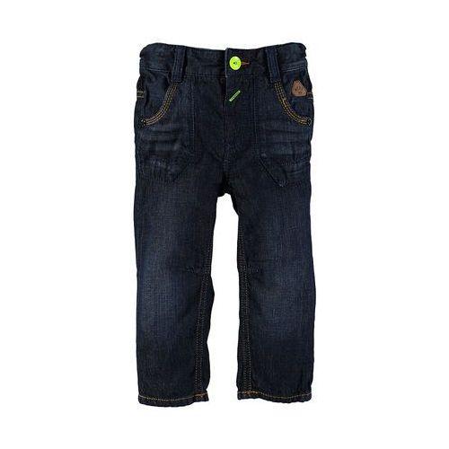 Dżinsy w kolorze ciemnoniebieskim | rozmiar 80 - produkt dostępny w LIMANGO