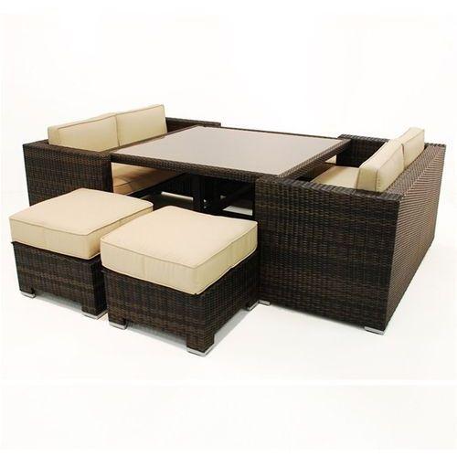 Meble Ogrodowe Zestaw Modena Lounge Set : Zestaw ogrodowy Modena Lounge Set, produkt…  SklepOgrodniczepl